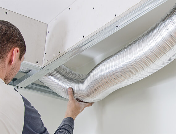 ductwork repairs and fixing service