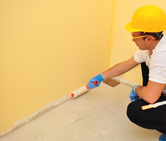 professional wall painting services in Melbourne